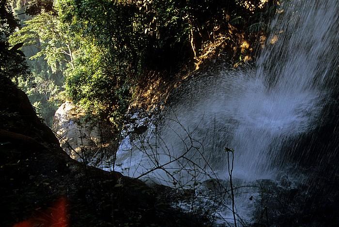 Livingstonia Wasserfall