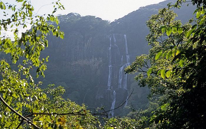 Udzungwa Mountains National Park Sanje-Wasserfall