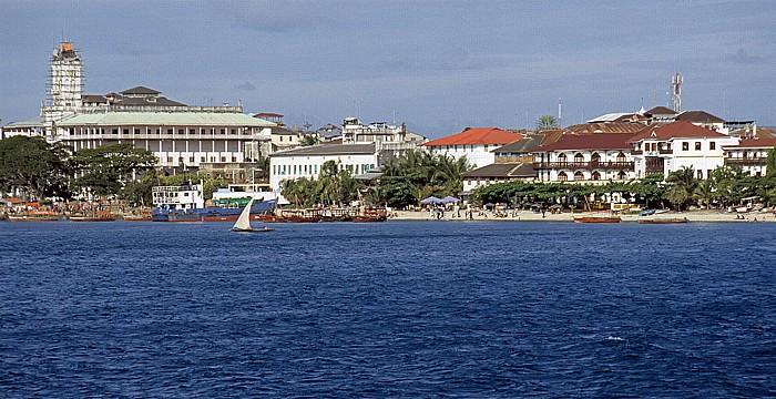 Zanzibar Channel Zanzibar Town