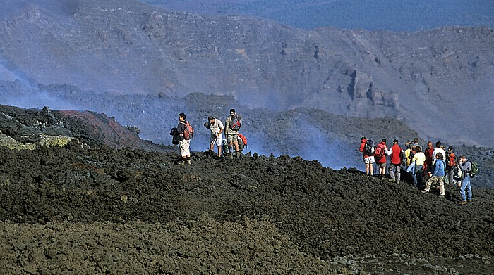 Ätna Valle del Bove