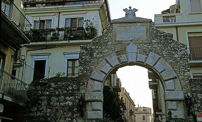 Taormina Porta Messina