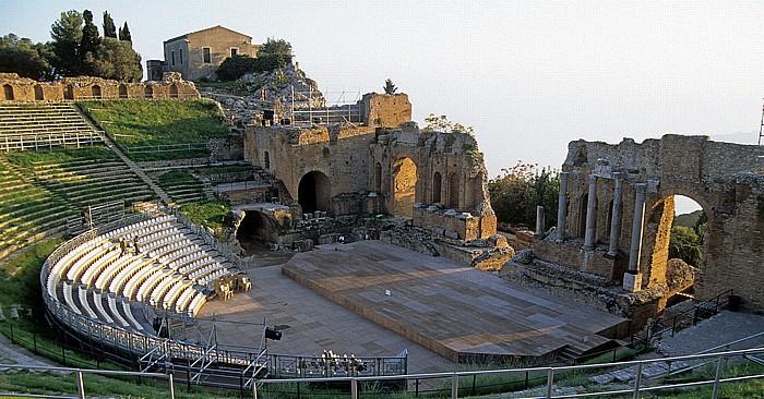 Taormina Griechisch-römisches Theater