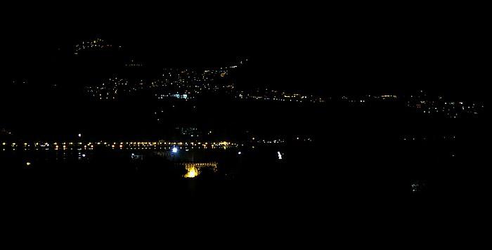 Blick vom Hotel Nike Giardini-Naxos