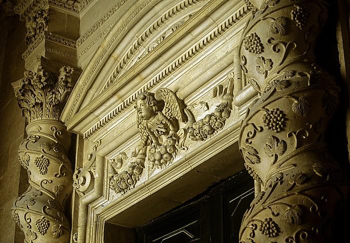 Altstadt: Kathedrale Santa Maria delle Colonne Syrakus