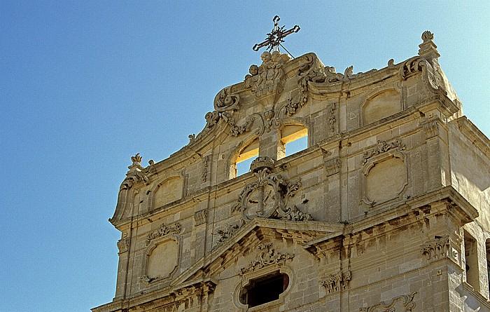 Syrakus Altstadt: Chiesa di Santa Lucia alla Badia