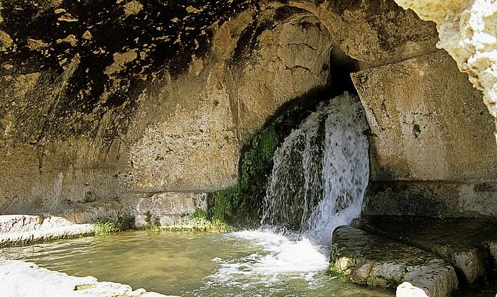 Syrakus Parco Archeologico della Neapoli