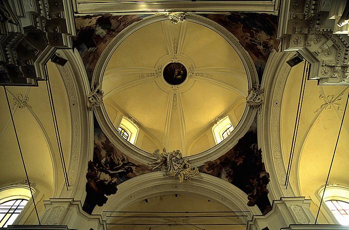 Noto Chiesa S. Carlo