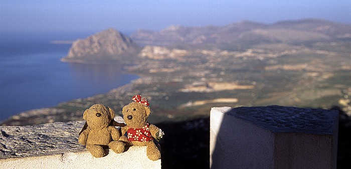 Erice Kastell: Teddy und Teddine