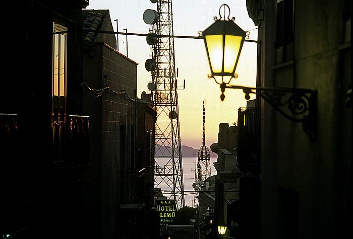 Erice Via Vittorio Emanuele