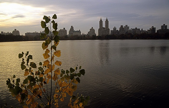 New York City Central Park: Jacqueline Kennedy Onassis Reservoir Upper West Side