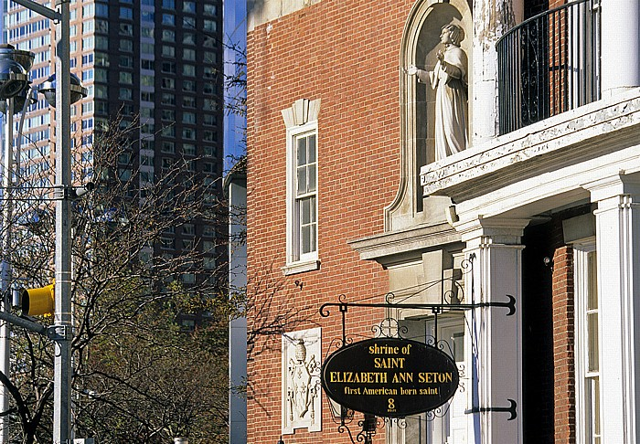 New York Saint Elizabeth Ann Seton