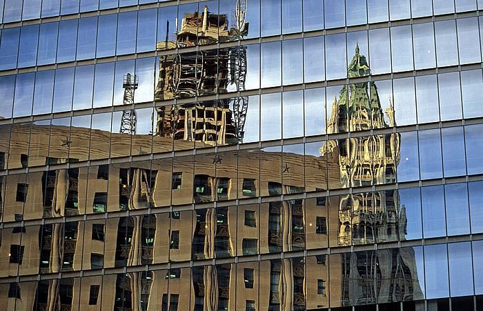 New York Woolworth Building (rechts gespiegelt)