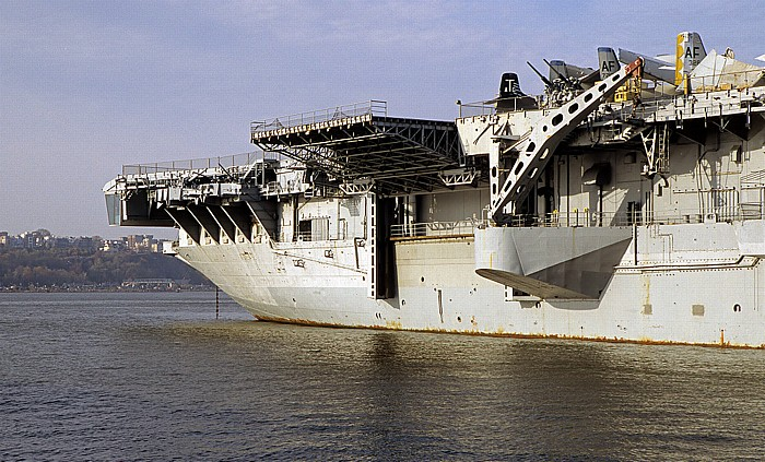 USS Intrepid New York City