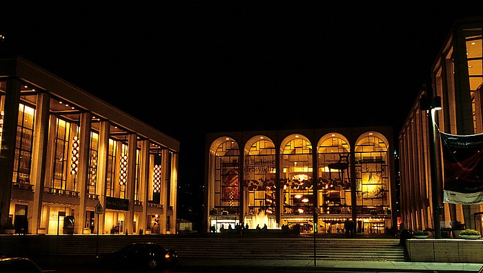 Lincoln Center for the Performing Arts: Metropolitan Opera New York City