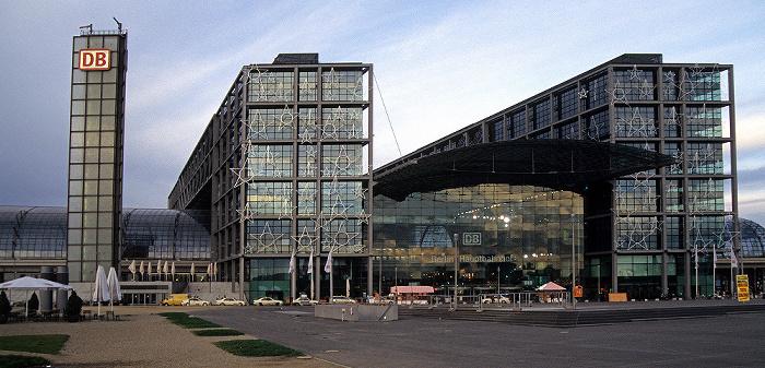 Berlin Hauptbahnhof Washingtonplatz