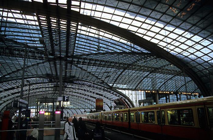 Hauptbahnhof Berlin 2006