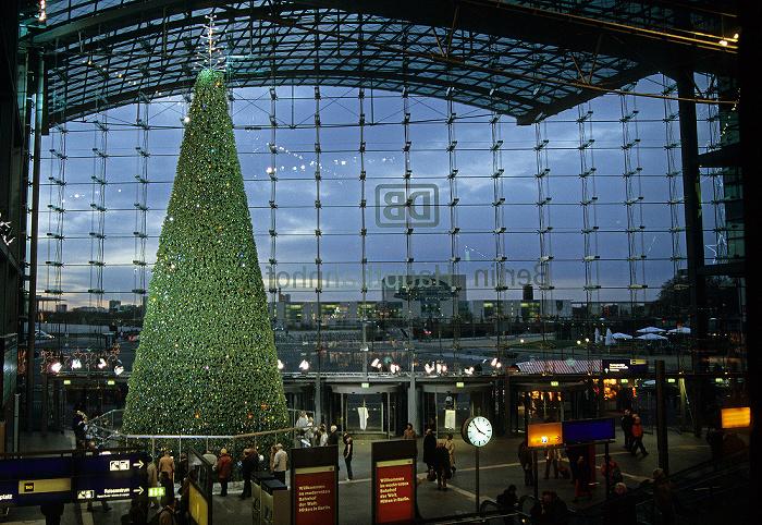 Berlin Hauptbahnhof Bundeskanzleramt