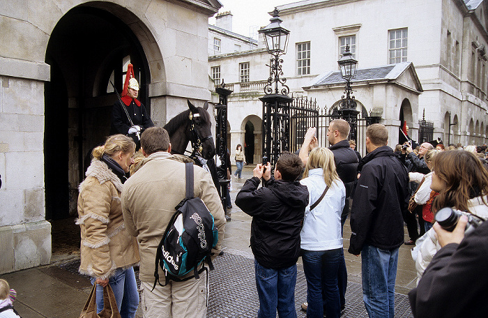 City of Westminster: Whitehall - Horse Guards London