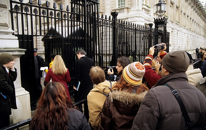 City of Westminster: Downing Street London 2006