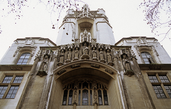 City of Westminster: Middlesex Guildhall Crown Court London