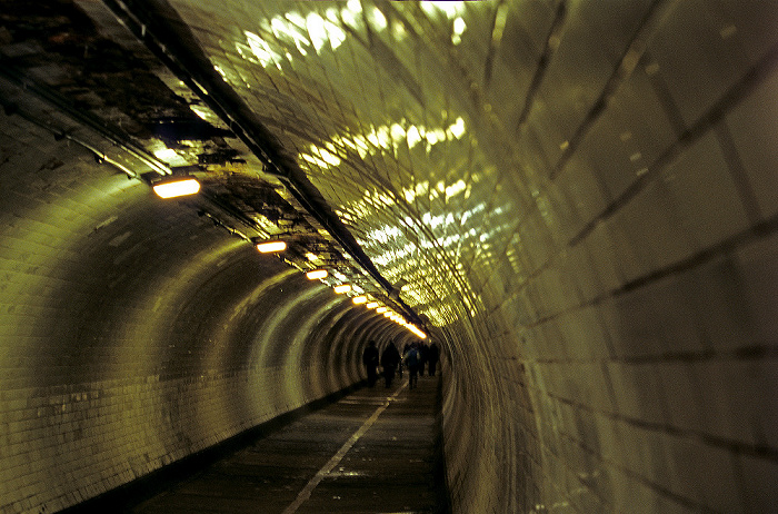 London Greenwich Foot Tunnel