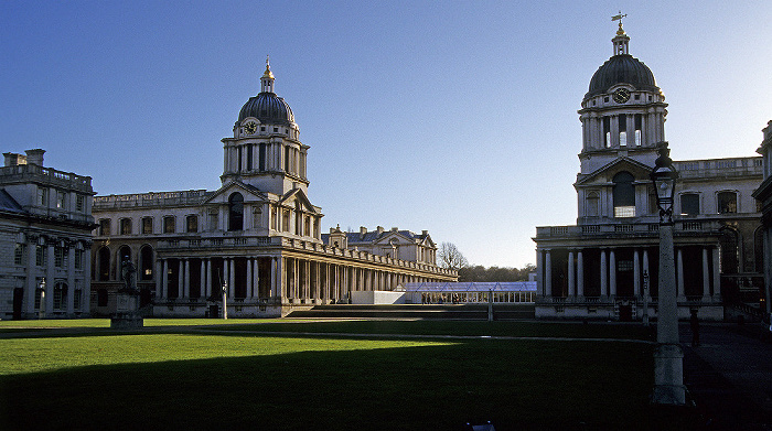 Old Royal Naval College London