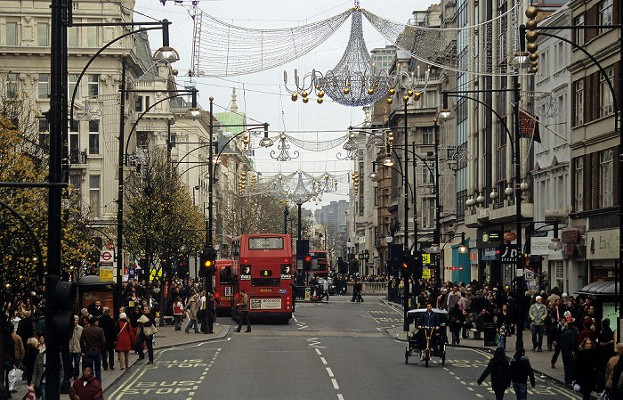 London City of Westminster: Piccadilly