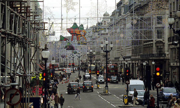 London City of Westminster: Picadilly