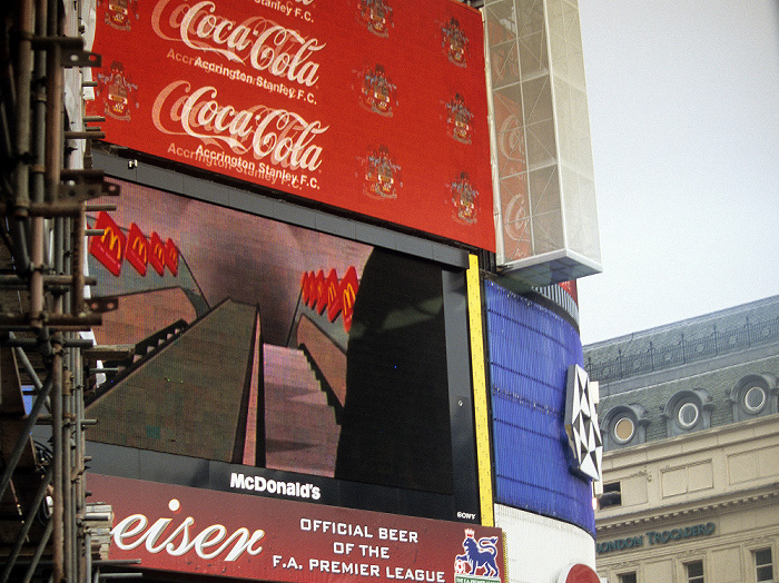 City of Westminster: Piccadilly Circus London