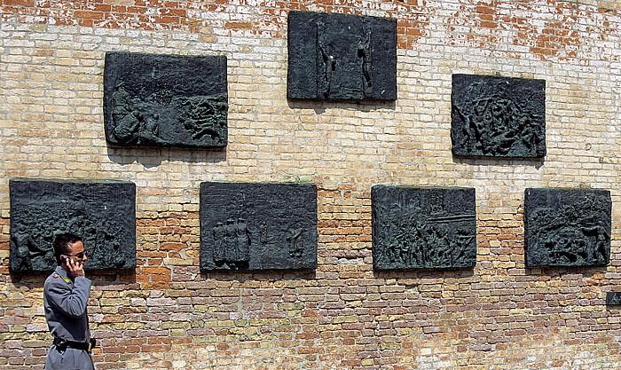Venedig Cannaregio: Campo Ghetto Nuovo