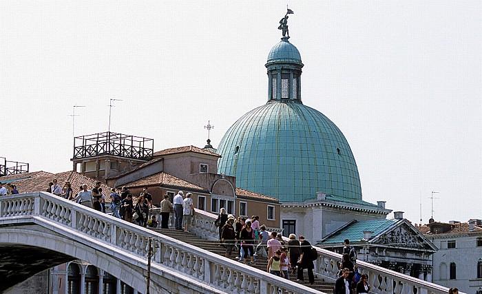 Venedig Ponte dei Scalzi, San Simeone Piccolo