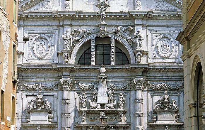 Venedig San Marco: San Moisè