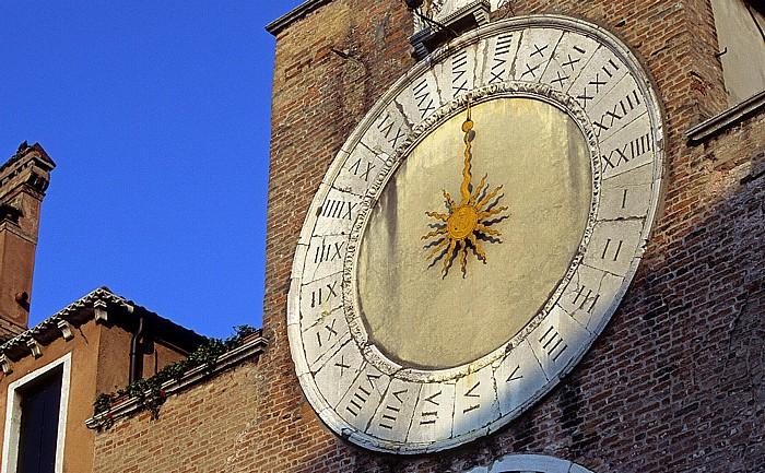 Venedig San Giacomo di Rialto