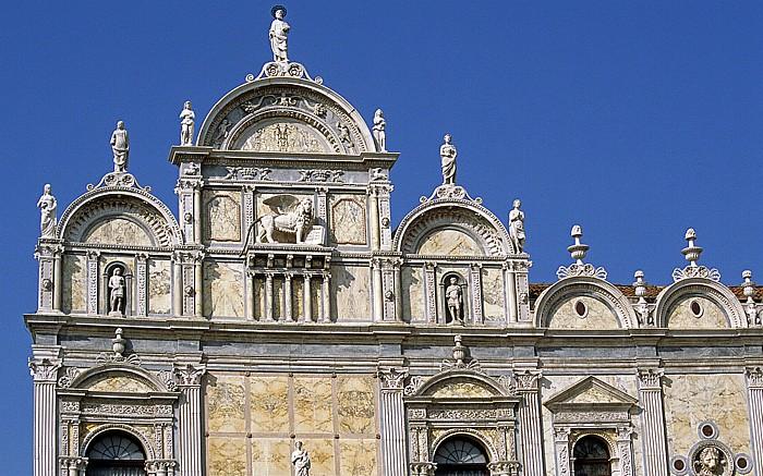 Venedig Castello: Scuola Grande di San Marco