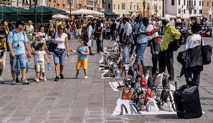 Venedig Riva degli Schiavoni