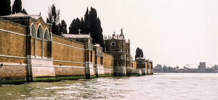 Venedig Isola di San Michele