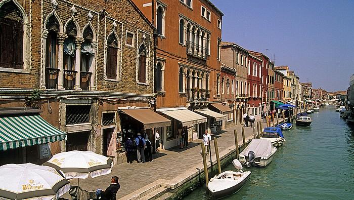 Venedig Murano: Rio dei Vetrai