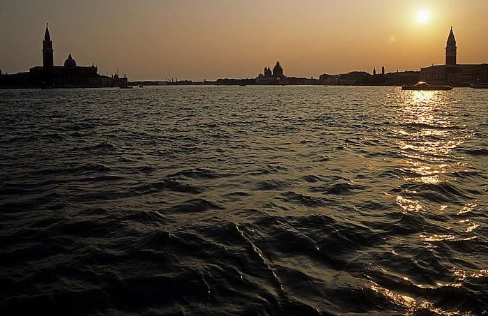 Venedig Isola di San Giorgio Maggiore, Canale della Giudecca, Dorsoduro, San Marco
