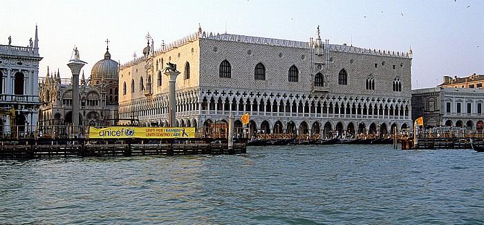 Venedig San Marco: Dogenpalast