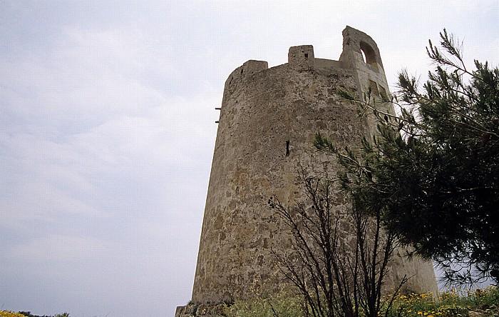Costa del Sud Torre di Chia