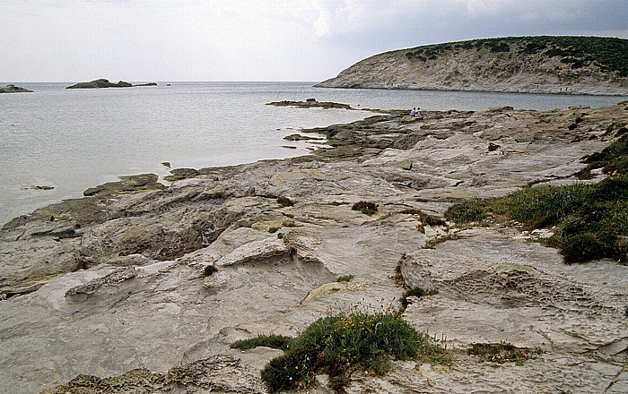 Cala de Saboni Mittelmeer