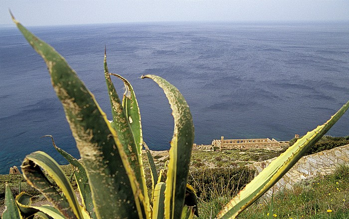 Nébida Golfo di Gonnesa Laveria Lamamora