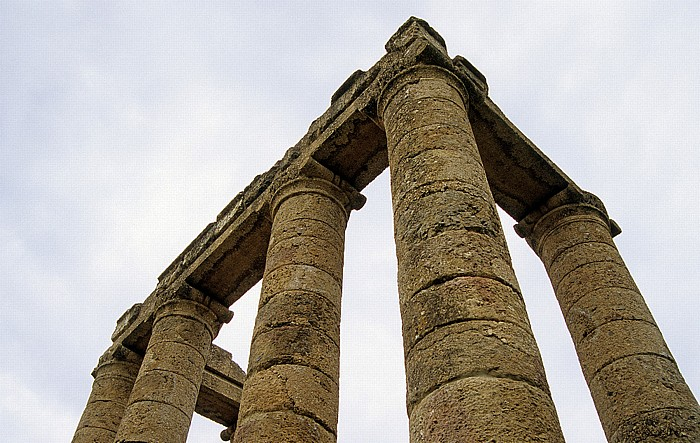 Parco geominerario storico e ambientale Tempio di Antas