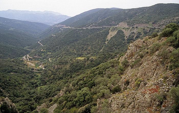 Parco geominerario storico e ambientale Zwischen Iglesias und Gúspini