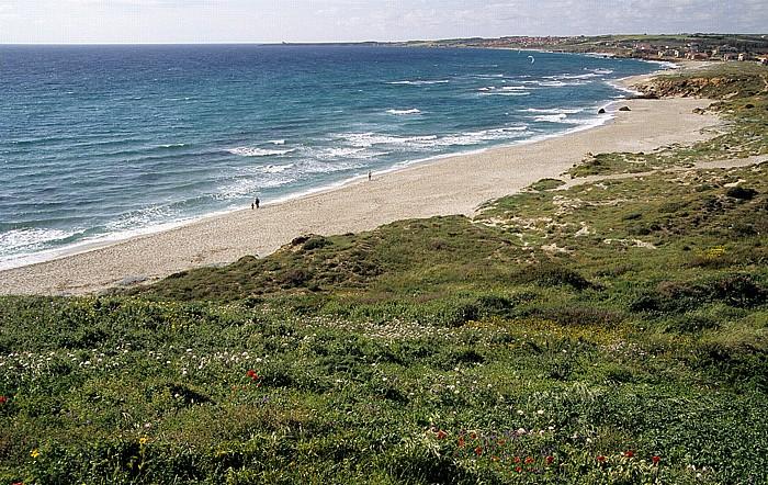 Tharros Halbinsel Sinis: Strand