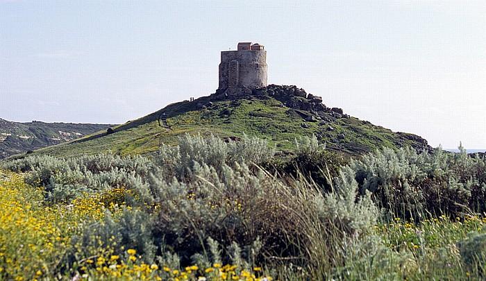 Tharros Torre San Giovanni