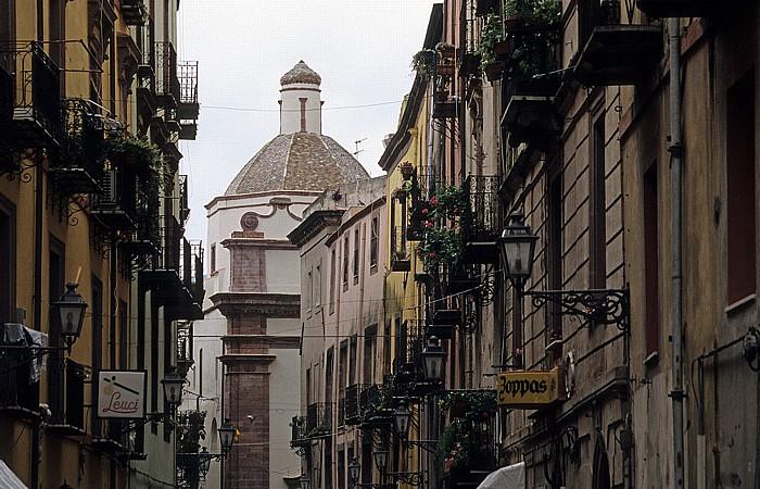 Bosa Corso Vittorio Emanuele II, Cattedrale Maria Immacolata Kathedrale dell' Immacolata