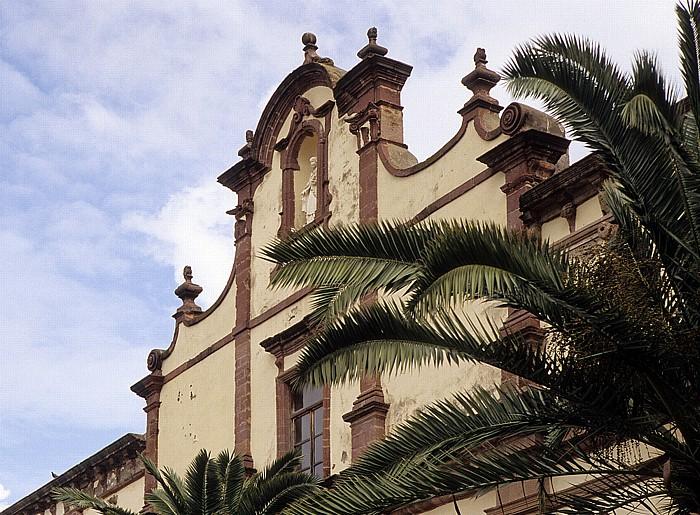 Bosa Chiesa del Carmine