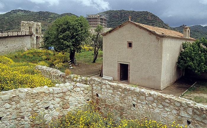 Bosa Castello Malaspina (Serravalle)