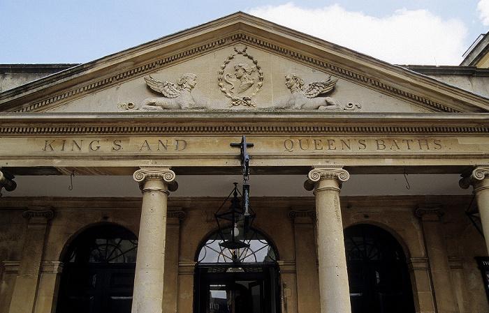 Roman Baths: King's and Queen's Bath